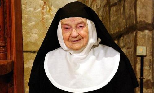 Madre Teresita Barajuen Gonzalez de Zarate