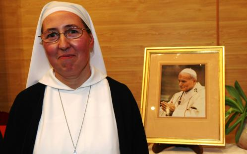 sor maria simon milagro para la beatificacion
