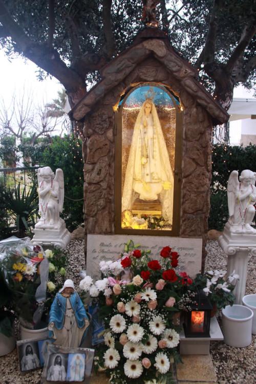 ermita virgen de la reconciliacion brndisi
