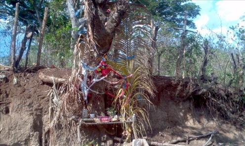 virgen de guadalupe en el congo el salvador