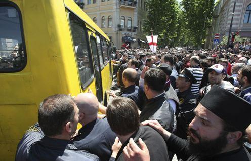 omnibus para llevar a los gays