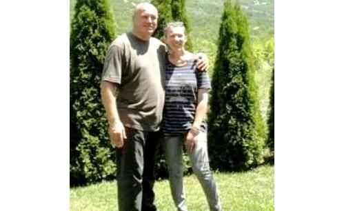 ivo y su esposa