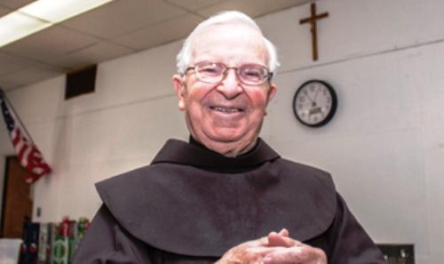 Father Guglielmo