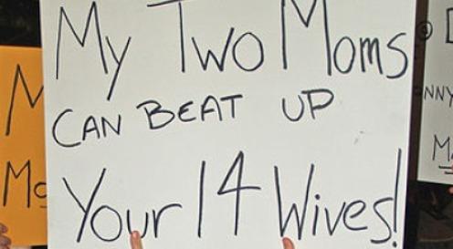 polygamy-protest