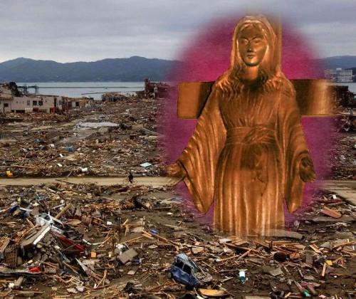 akita y terremoto