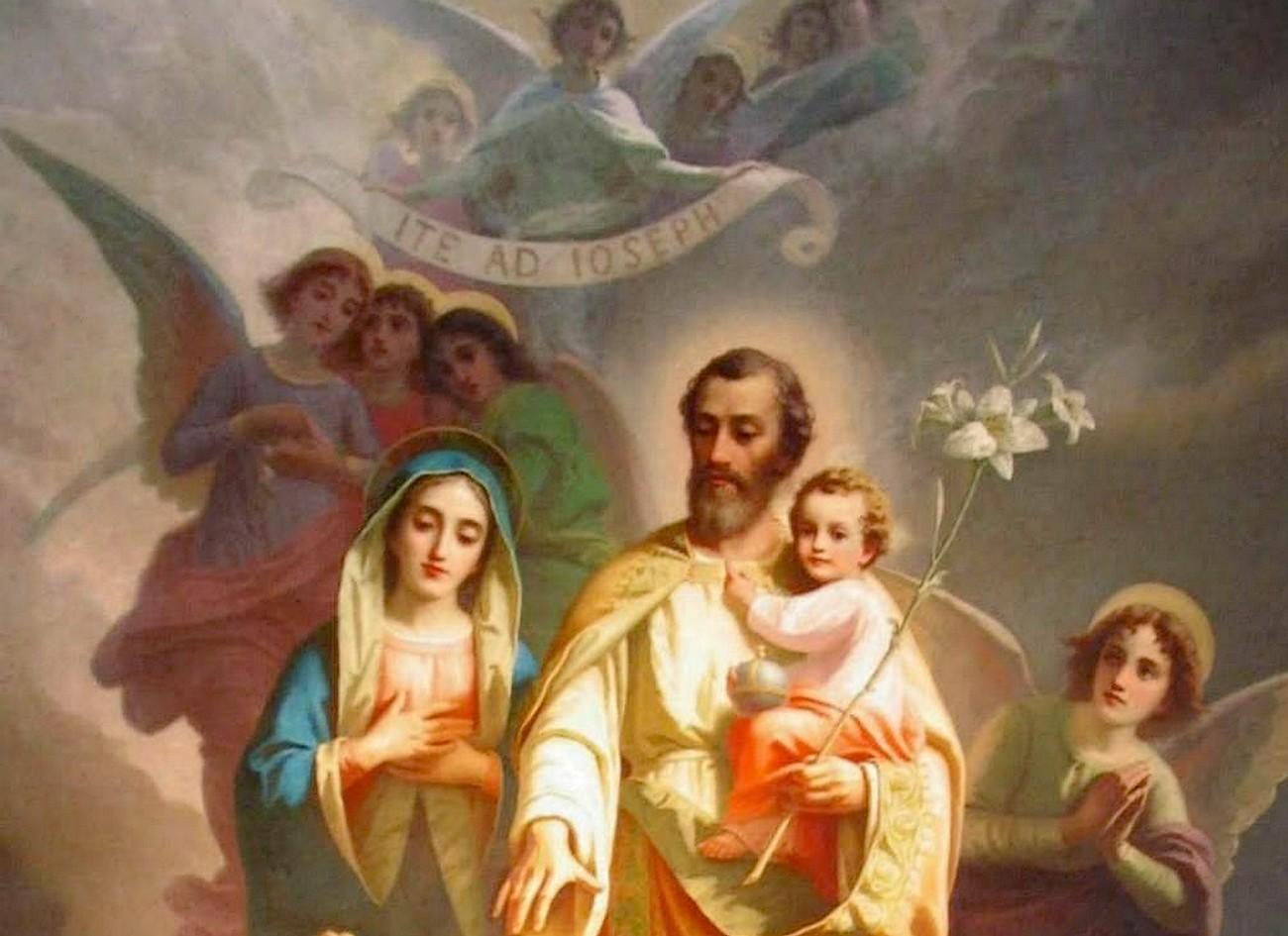 🙏🏻 La Poderosa Novena a San José [el santo más importante de la Iglesia]