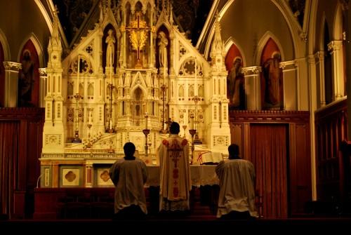 misa tridentina