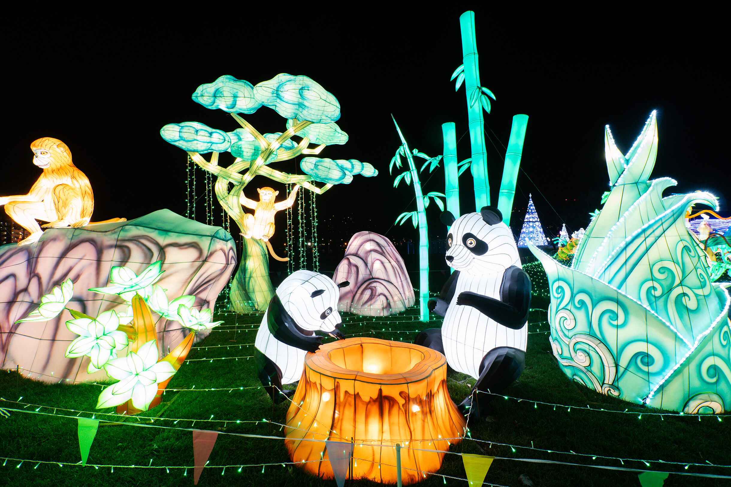 the-birengxia-panda-reserve-the-wild-adventure-light-arts-luminocity-festival-rendered-image