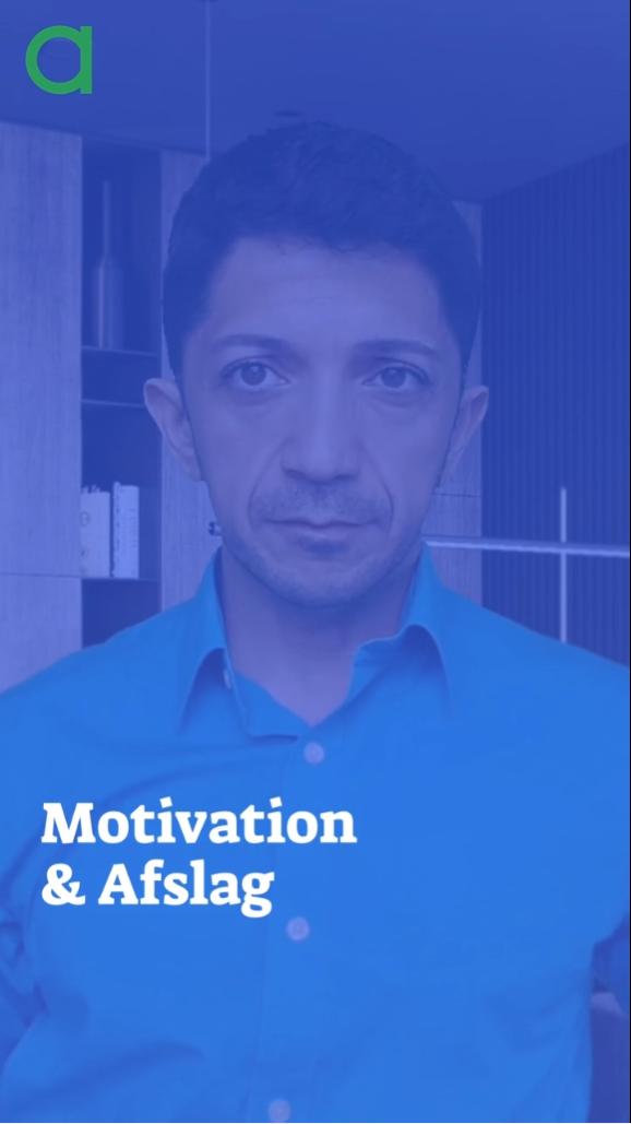 """Giovanni Niese fra Businesslinker står bag teksten """"Motivation og Afslag"""""""