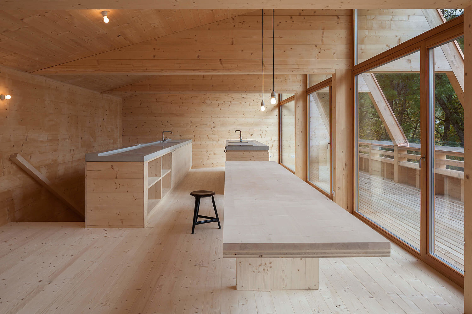 Holiday House in Maria Alm by Meck Architekten