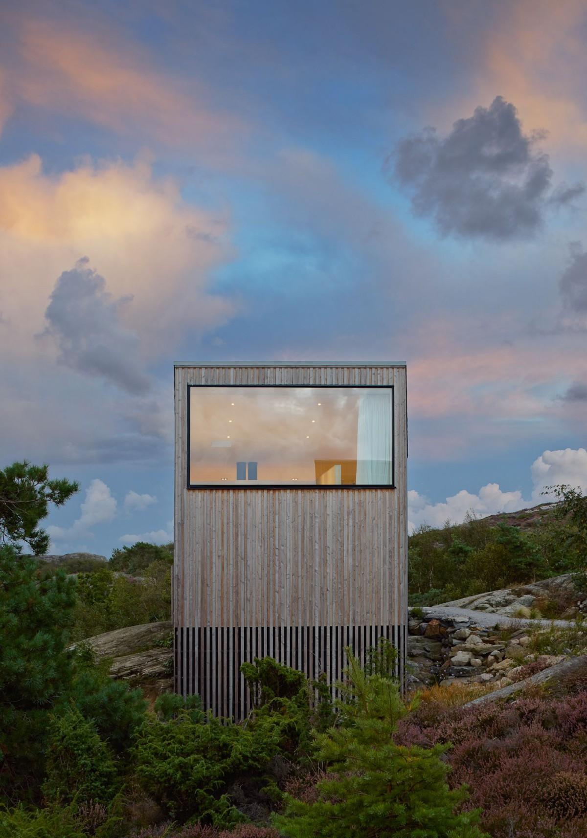 Kyrkesund Weekend House by Mattias Gunneflo