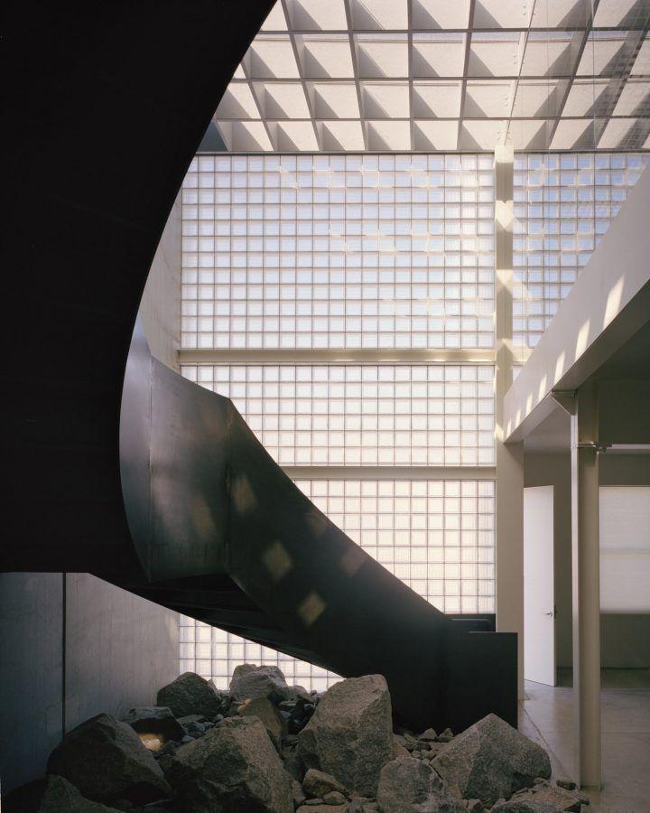 Yoga Studio by Richard Stampton