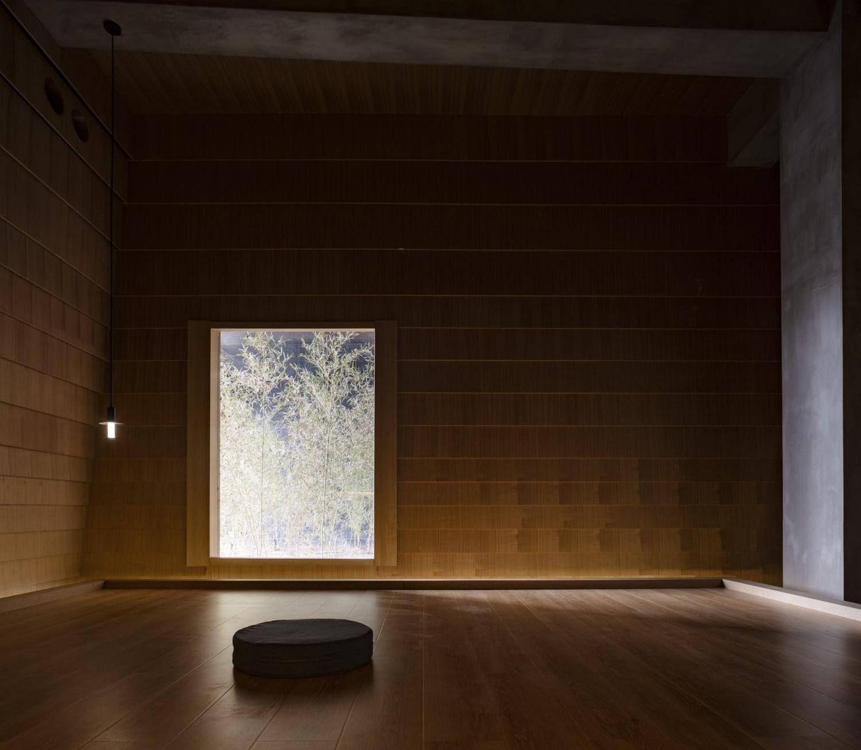 Meditation Hall by HIL Architects