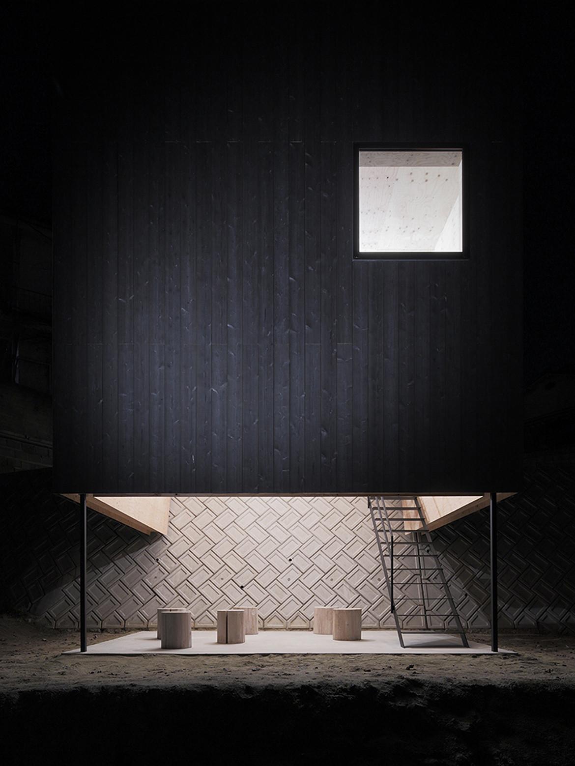 Miyake House by Yoshio Ohno Architects