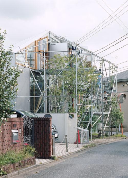 Daita2019 House by Suzuko Yamada Architects