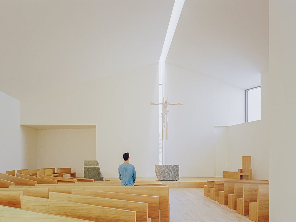 The Church of the Penitent Thief by INOUTarchitettura, LADO architetti and LAMBER + LAMBER