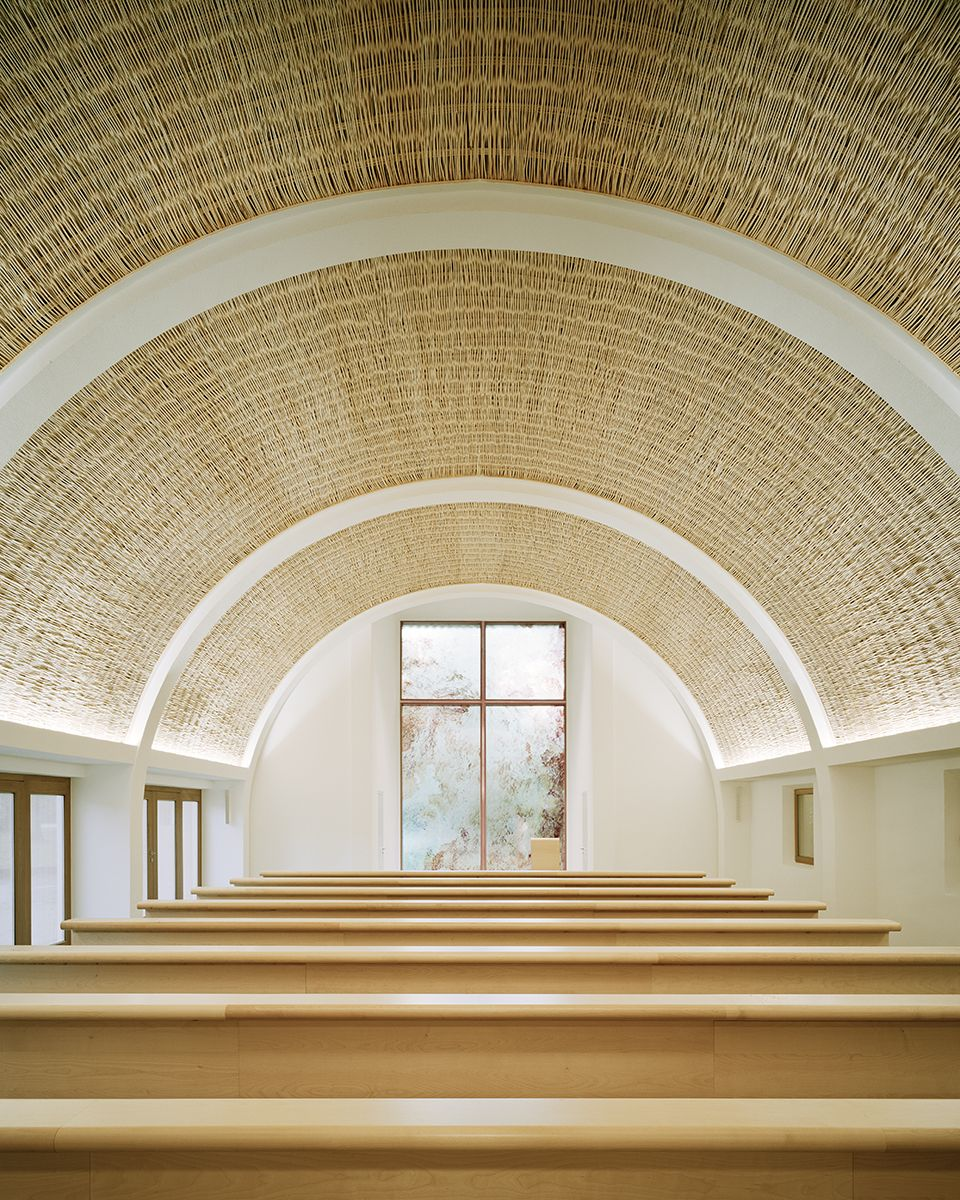Funeral Chapel by Kaestle Ocker Roeder Architekten