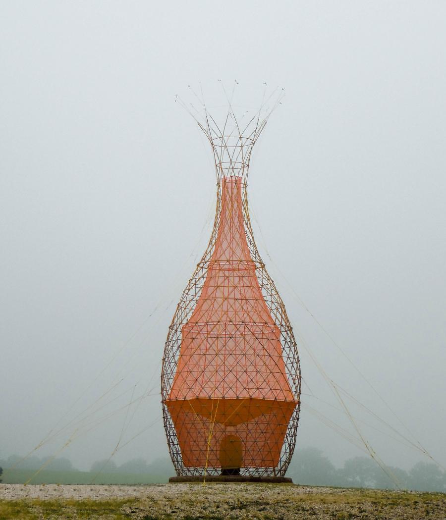 Warka Water by Arturo Vittori