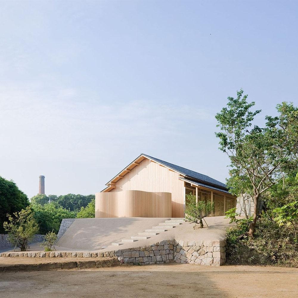 F-Art House in Inujima by SANAA
