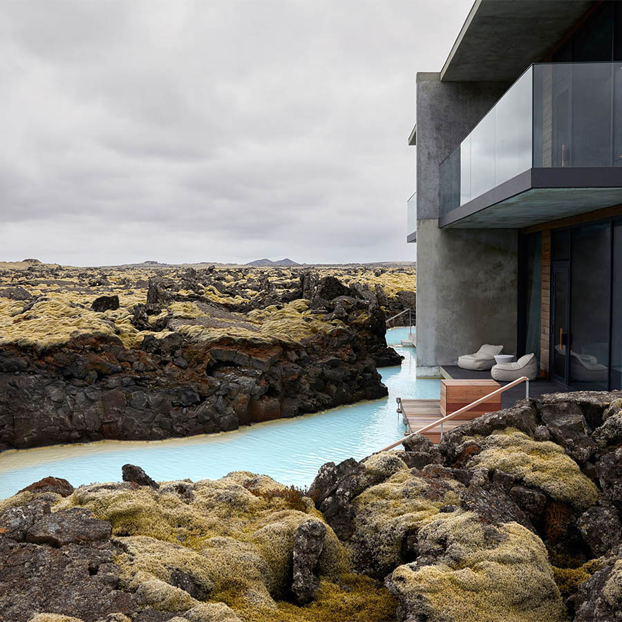 The Retreat at the Blue Lagoon Iceland by Basalt Architects
