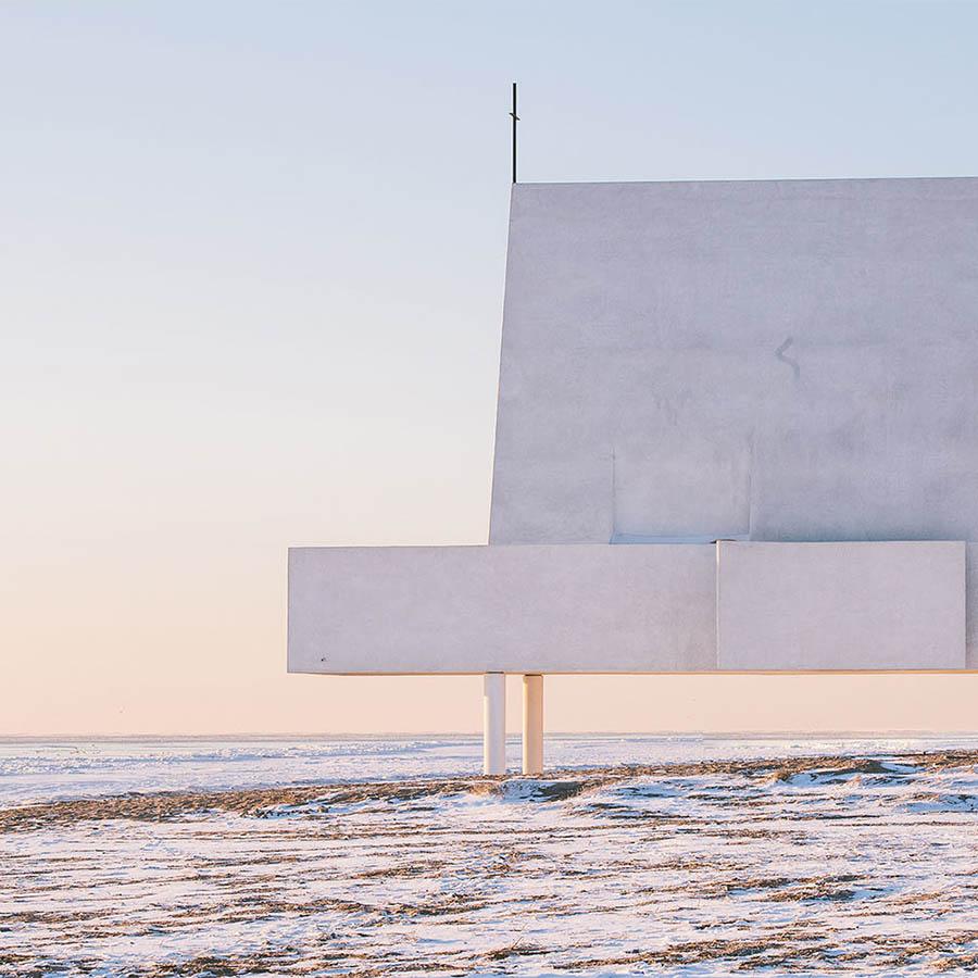 Seashore Chapel by Vector Architects