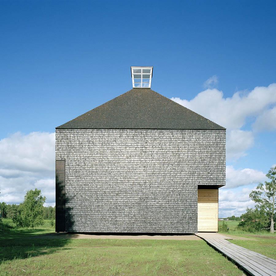 Kärsämäki Church by OOPEAA