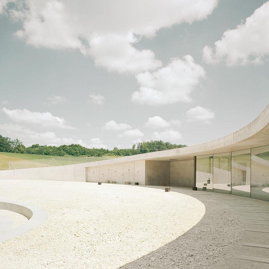 Information Center Archäopark Vogelherd by Ritter Jockisch Architects