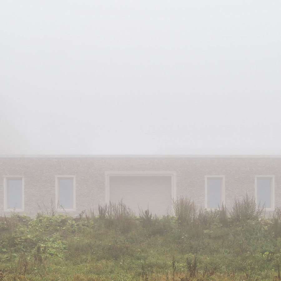 Nový Dvůr Industry by John Pawson