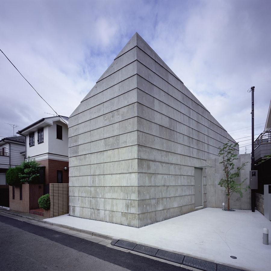 Rainy Sunny by Mount Fuji Architects