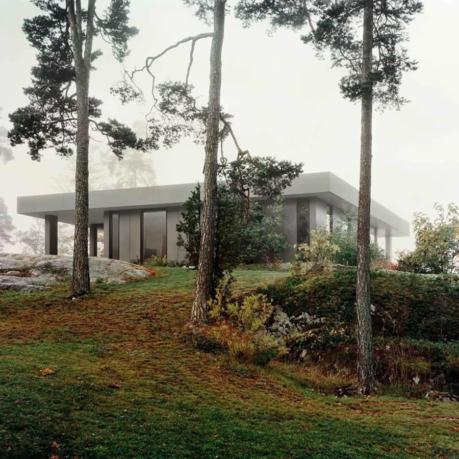 Norrnäs House by Hermansson Hiller Lundberg