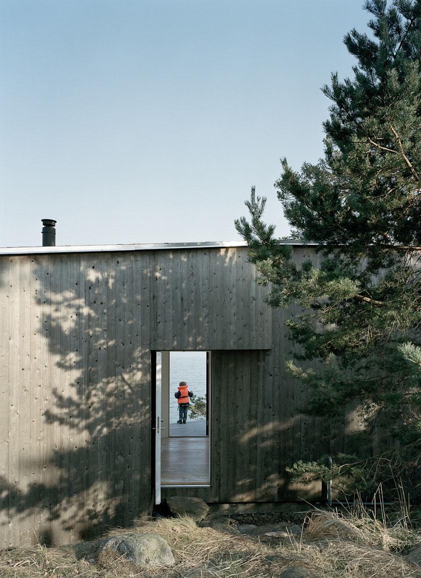 Kråkmora Holmar House by Claesson Koivisto Rune