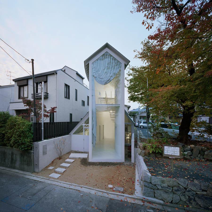 O House by Hideyuki Nakayama Architecture
