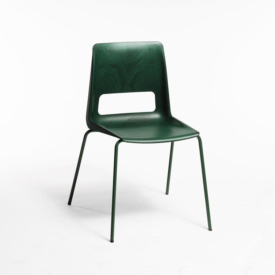 S-1500 Chair by Snøhetta