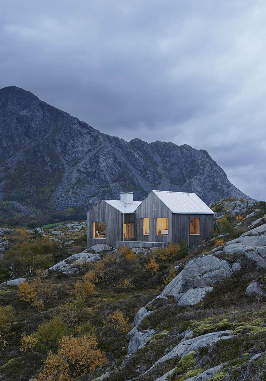 Vega Cottage by Kolman Boye Architects