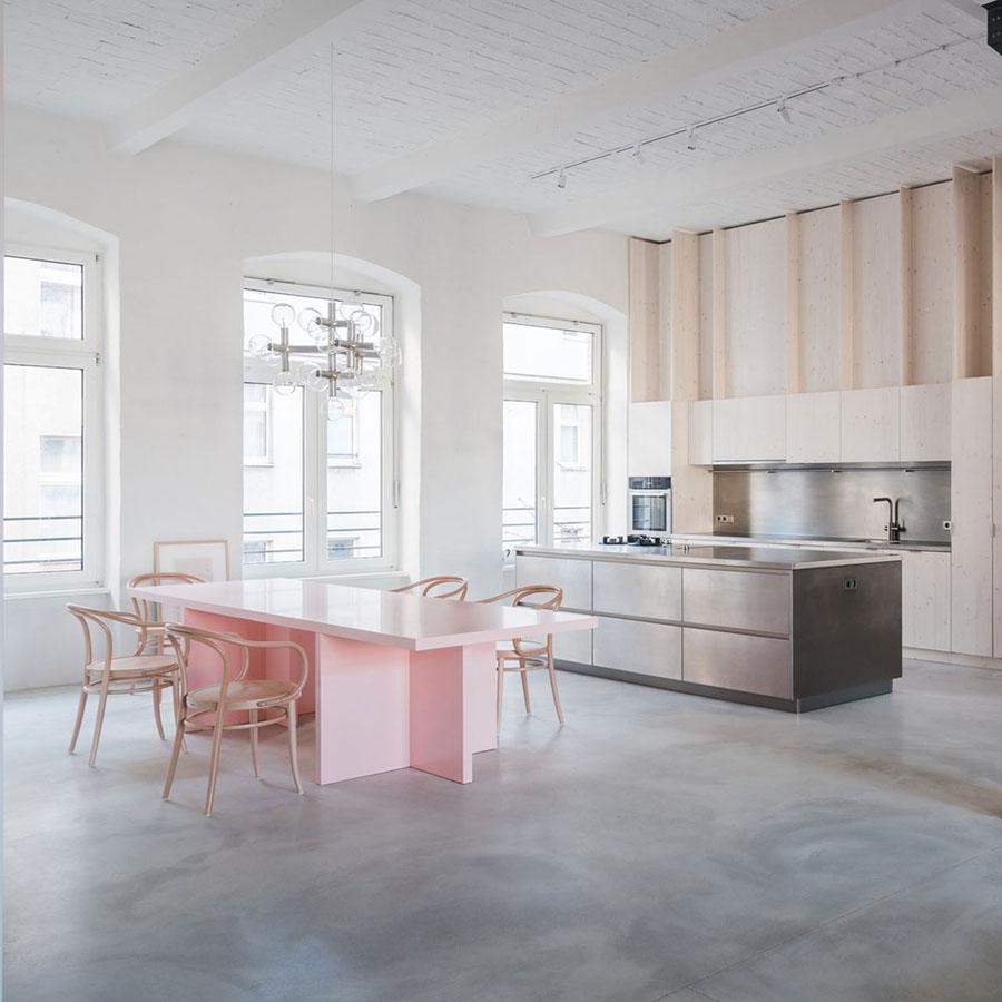 Apartment SCH52 by Batek Architekten
