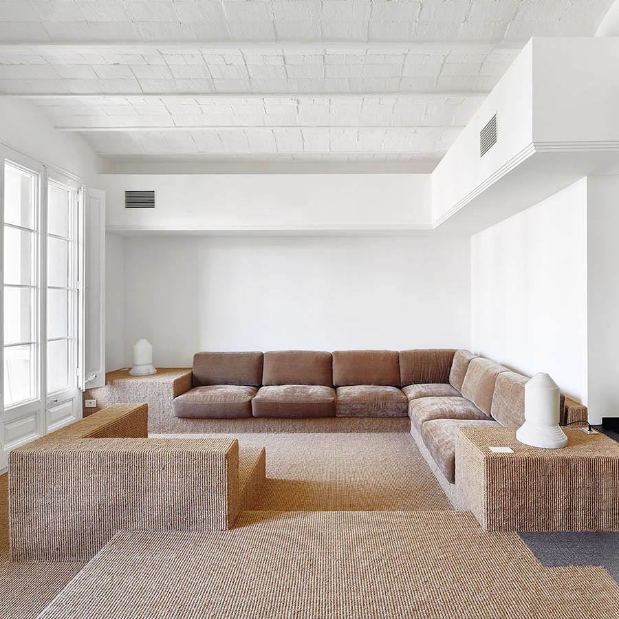 Renovation of the Barcelona Apartment by Arquitectura-G