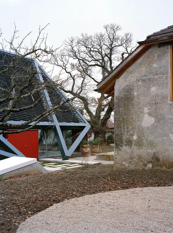 2 Houses in Chigny by Dieterdietz.org