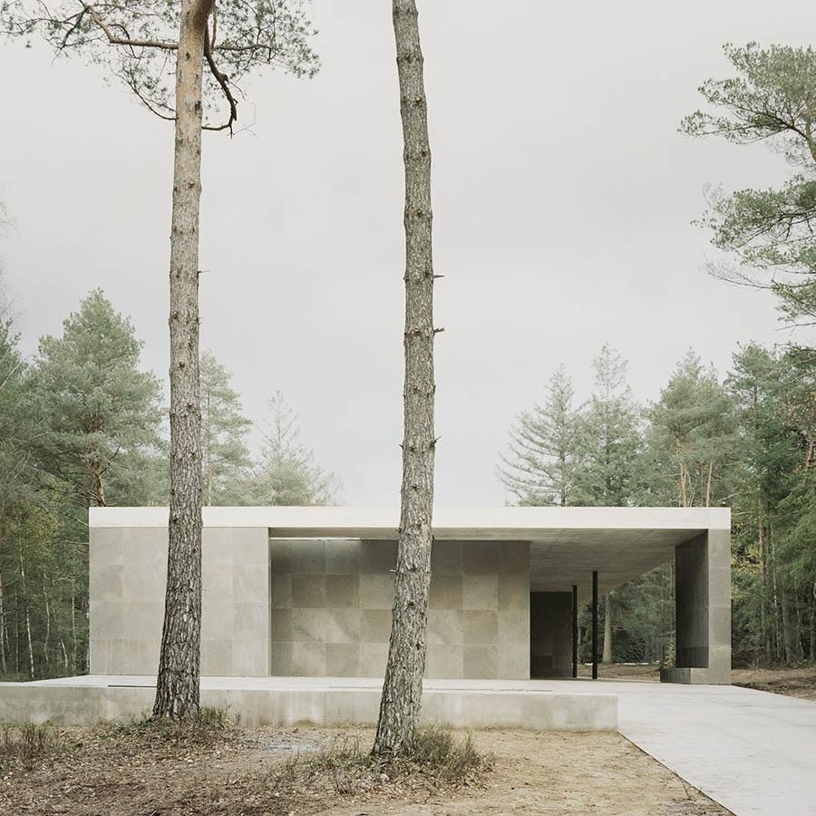 Loenen Pavilion by KAAN Architecten