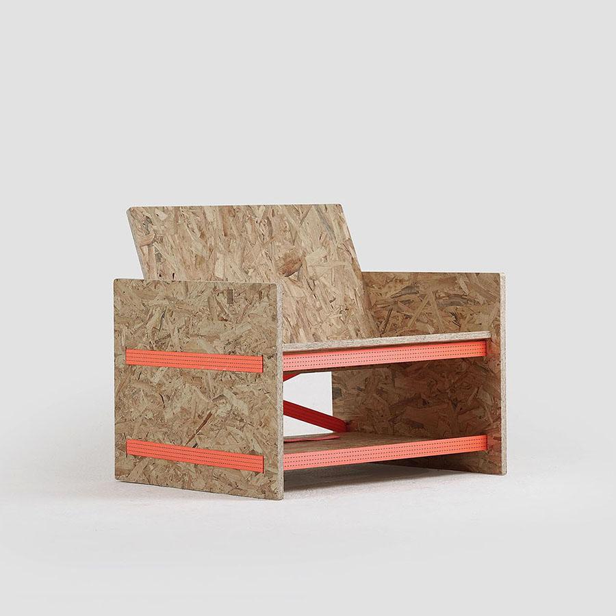 TEMP Chair by Joo Hoyoung