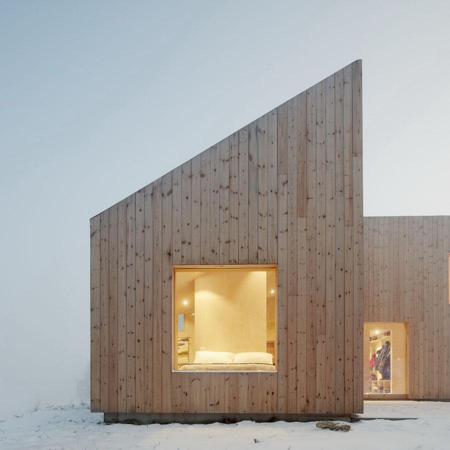 Mylla Hytte by Mork-Ulnes Architects