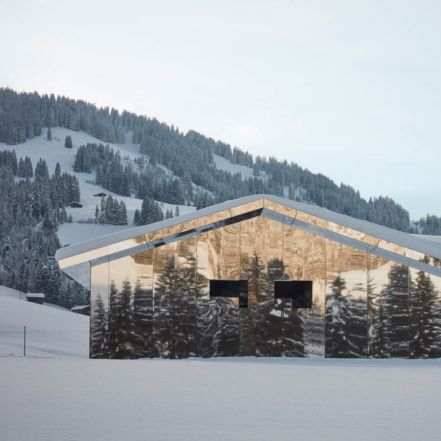 Mirage House by Doug Aitken