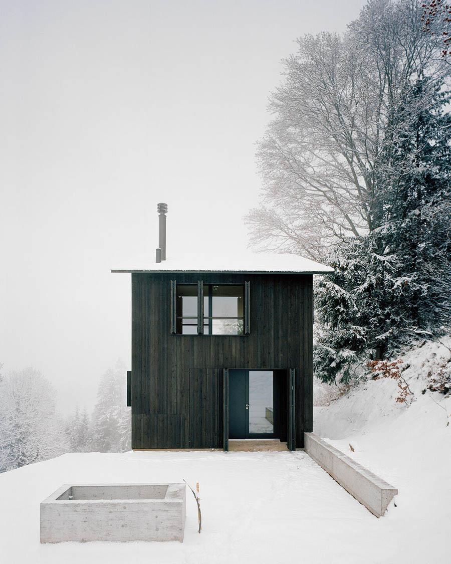 Holiday Home Aulina by Oliver Christen Architekten