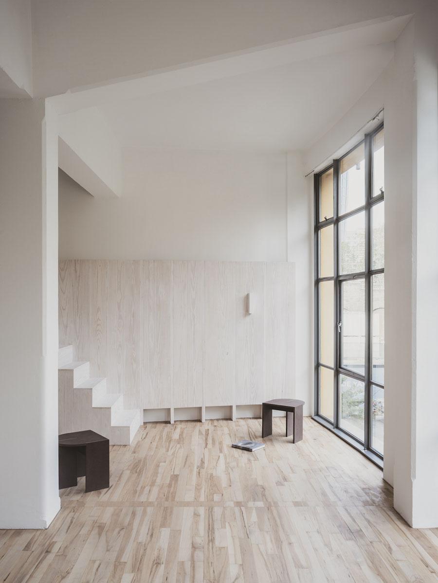 Bankside Loft by Ebba Architects