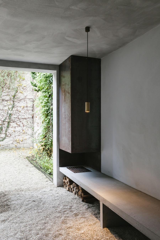 Renovation House V by Hans Verstuyft Architecten