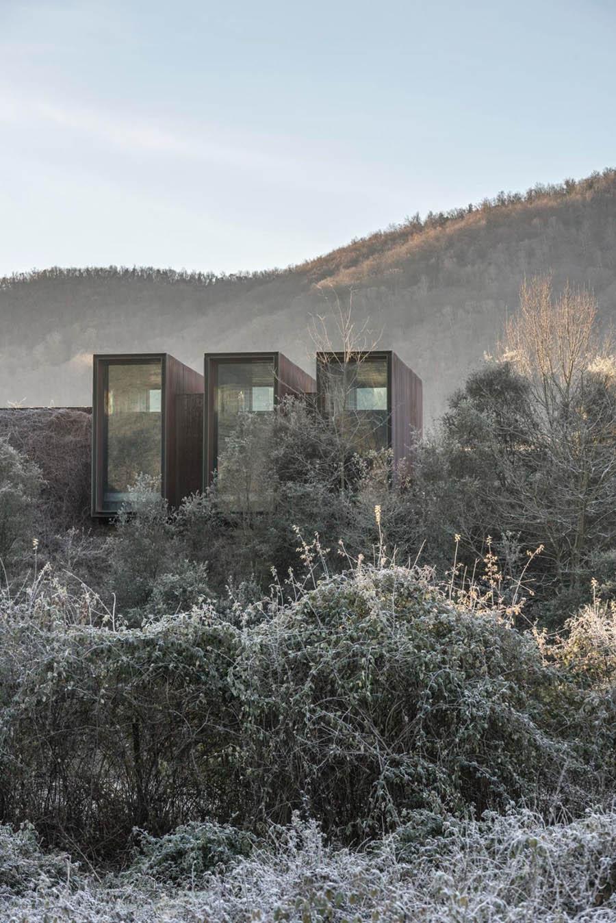 Horizon House by RCR Arquitectes