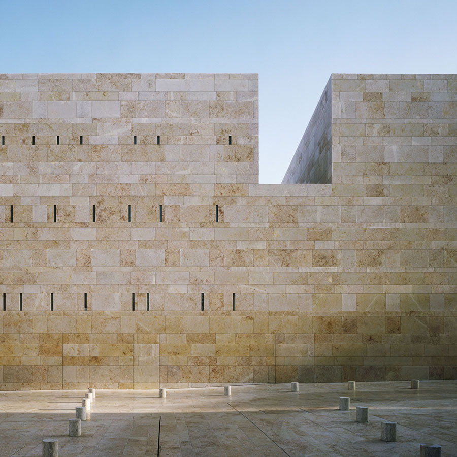 Sines Center for the Arts by Aires Mateus