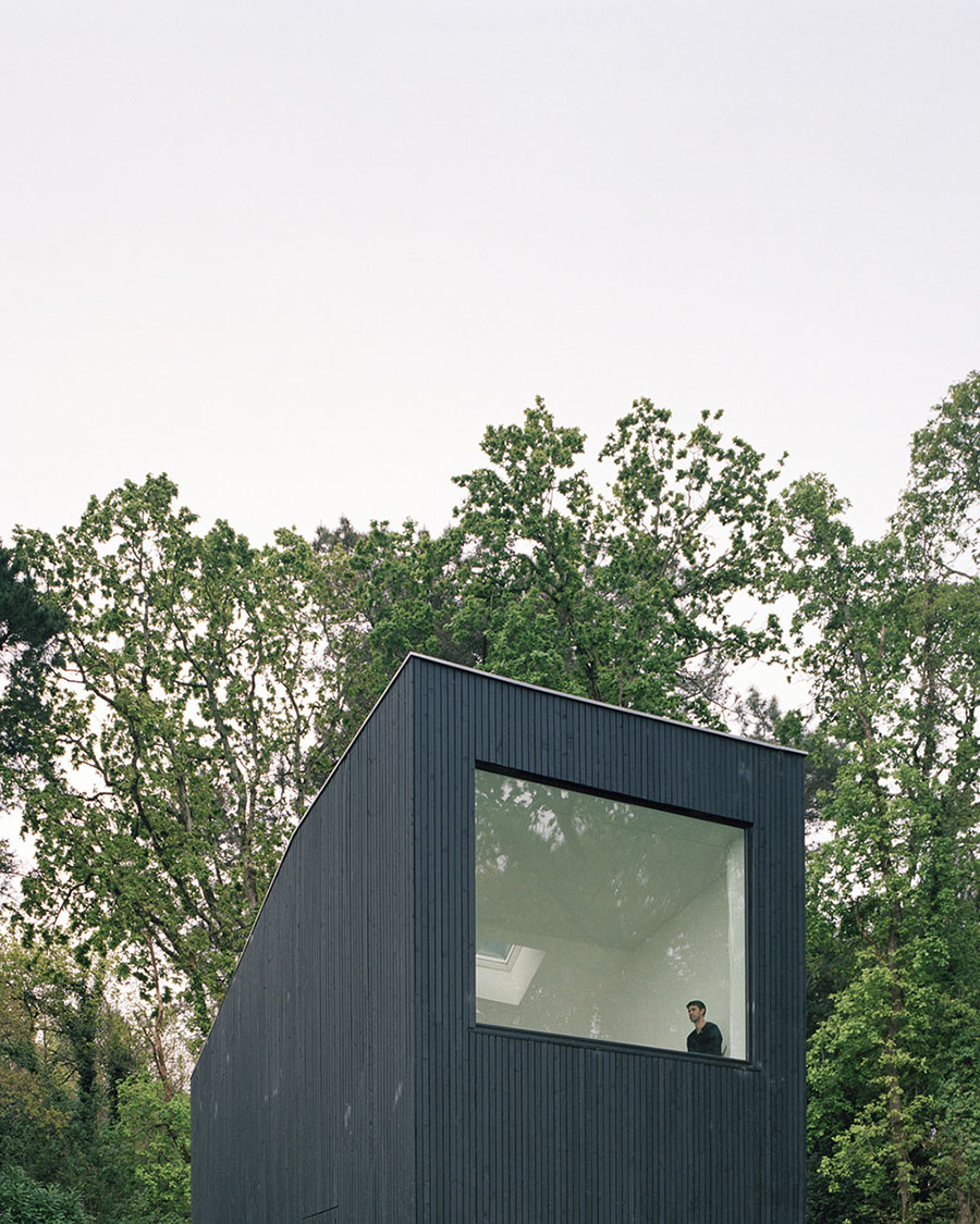 Holiday House in Sarzeau by RAUM