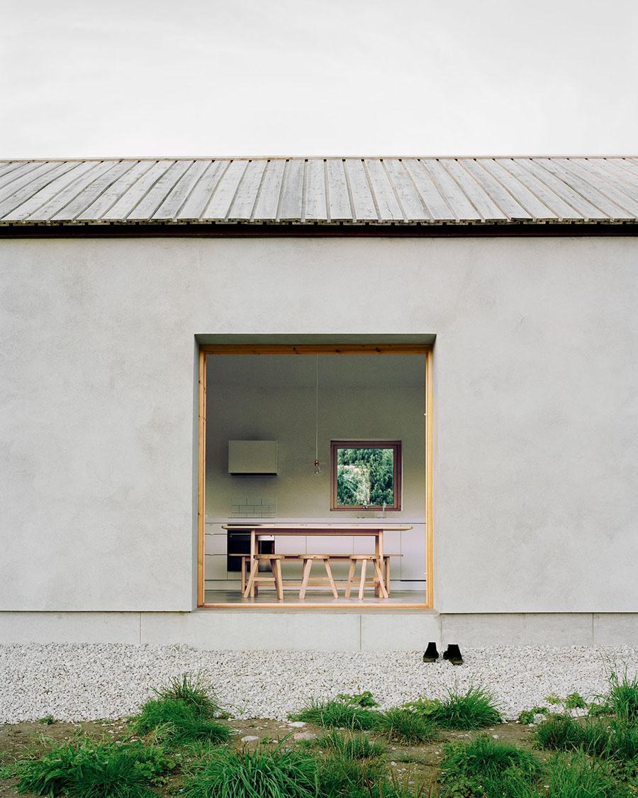 House on Gotland by Etat Arkitekter