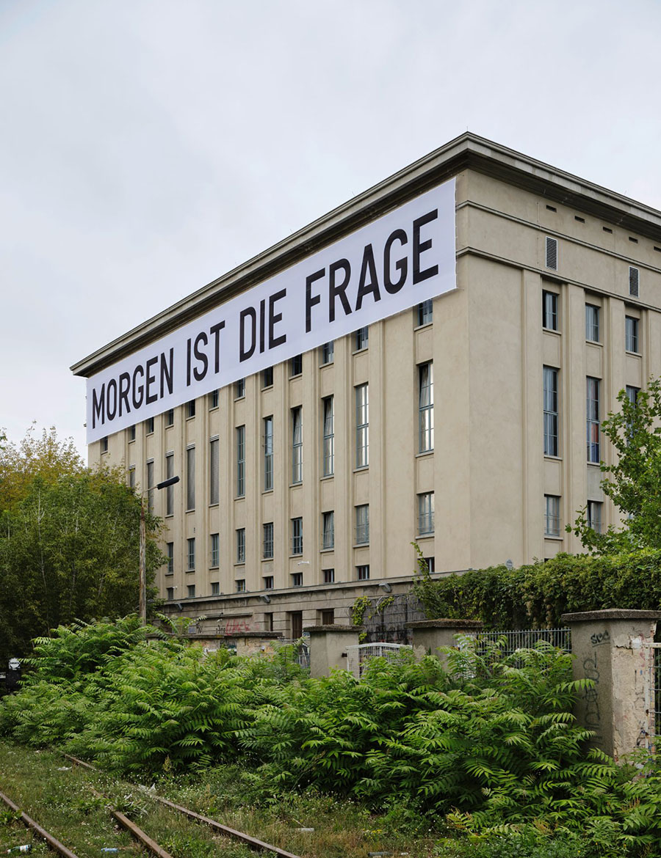 Studio Berlin in Berghain