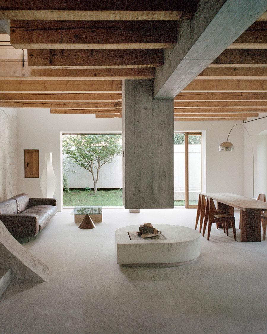 Missionsstrasse House by Buchner Bründler Architekten